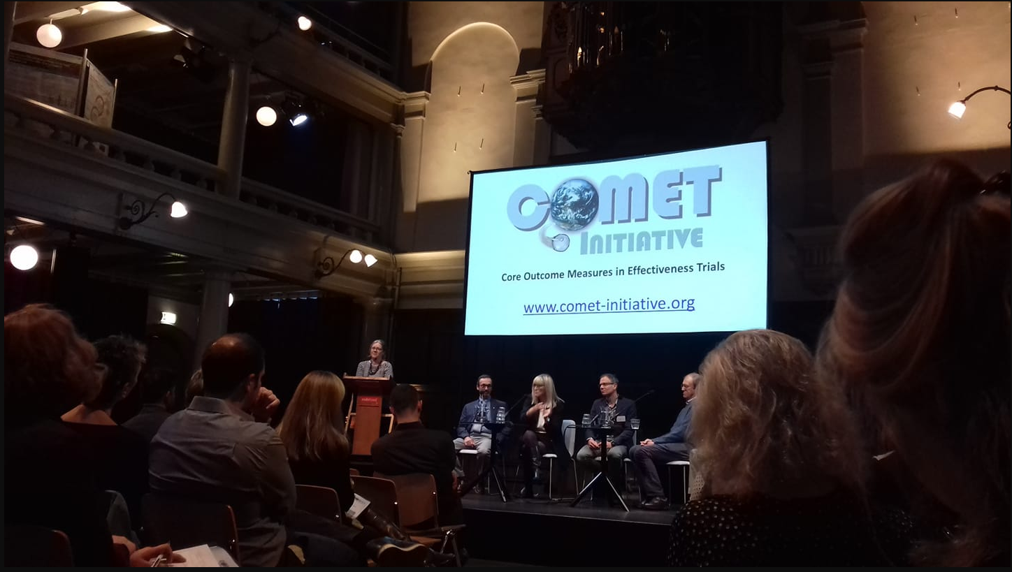 COMET meeting in Amsterdam