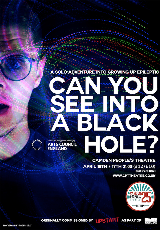CAN YOU SEE INTO A BLACK HOLE? – Thomas Ryall's theatre production